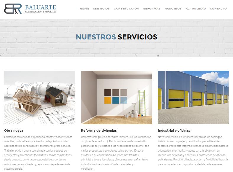 Servicios Baluarte Construcción