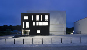 Construcción oficinas Keytech