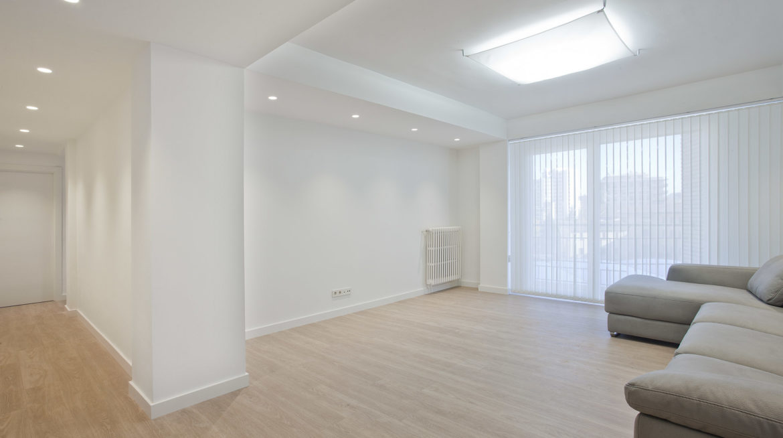 Reforma integral de un piso antiguo en pamplona for Reformas de pisos antiguos