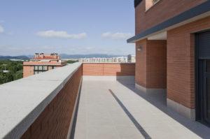 rehabilitación de cubierta en Pamplona