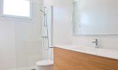 Reforma unifamiliar baño